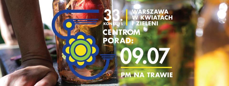 Warszawa w kwiatach